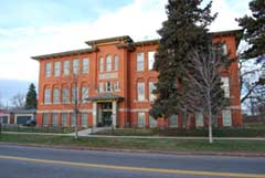 Historic Preservation Denver Berkeley School